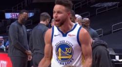 Quand Stephen Curry pète un plomb à cause de son «beau-frère»… Austin Rivers