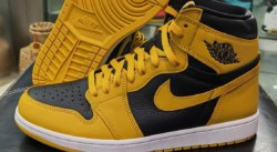 Air Jordan 1 Retro High OG Pollen