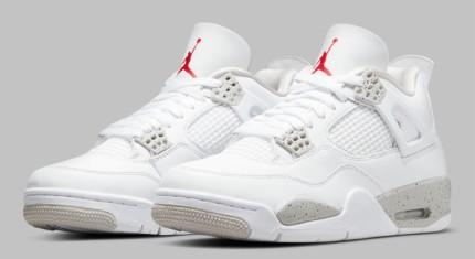 Les images officielles de la nouvelle Air Jordan 4 Tech Grey