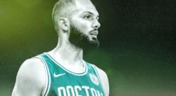 Evan Fournier peut enfin jouer avec les Boston Celtics !