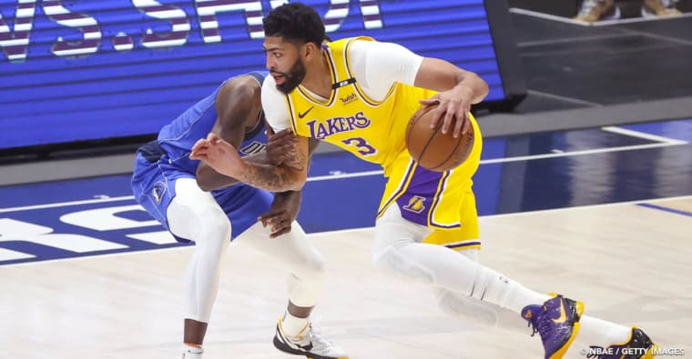 Des Lakers inquiets ? Anthony Davis prévient le reste de la NBA