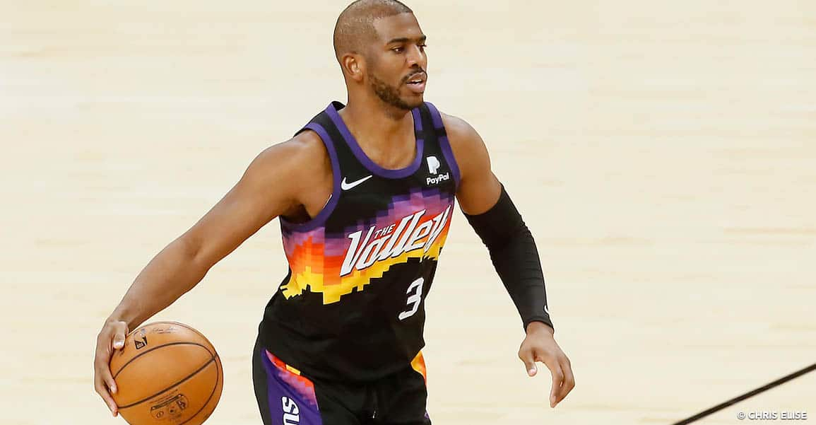 Chris Paul fait sauter la banque : 120 millions sur 4 ans aux Suns !