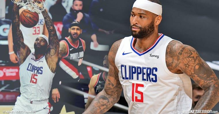 DeMarcus Cousins peut-il donner une autre dimension aux Clippers?