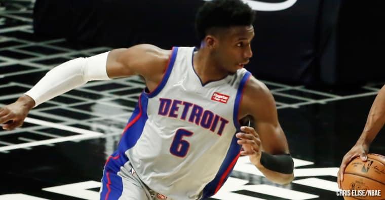 Hamidou Diallo, un joli contrat pour la bonne surprise des Pistons