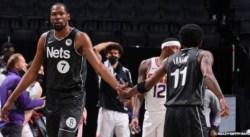 Nets : Le Big 3 de la mort devient un Big 1 au pire moment de la saison