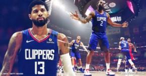 Comment Paul George et Kawhi Leonard ont fait des Clippers une superpuissance NBA