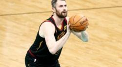 Kevin Love a encore la cote en NBA, cinq équipes pour le récupérer