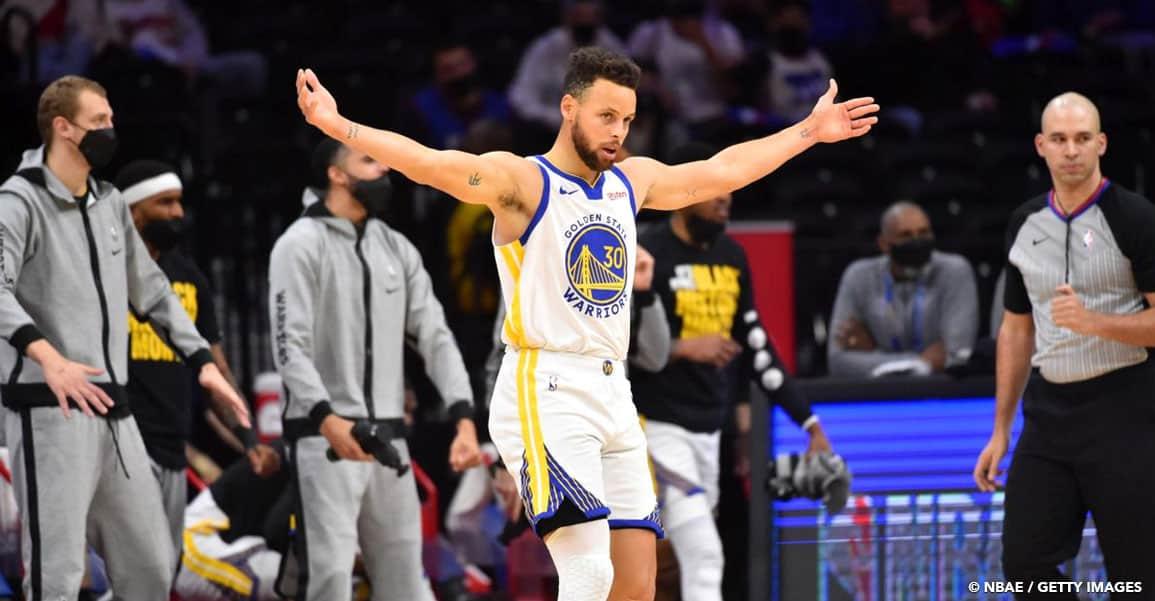 CQFR : Curry fait la misère aux Lakers, Westbrook totalement rouillé…
