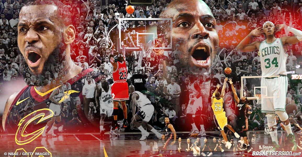 LeBron, Jordan ou encore Pierce :  les 10 joueurs les plus meurtriers au buzzer de l'histoire de la NBA