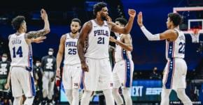 Le meilleur défenseur NBA joue à Philadelphie, mais ce n'est ni Embiid, ni Simmons