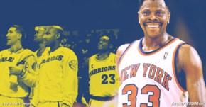 Comment Patrick Ewing a bien failli créer la première superteam des Warriors