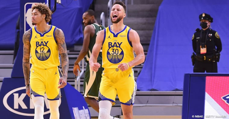 CQFR : Ce Steph Curry-là est injouable, les Clippers sont flippants