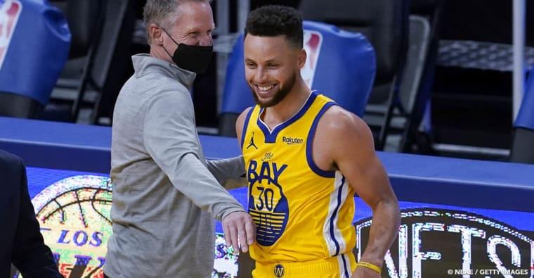 Stephen Curry confirme : les Warriors n'essaient pas de recruter Ben Simmons