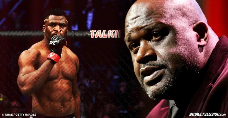 Shaq nomme les 5 joueurs avec lesquels il se battrait contre des stars du MMA