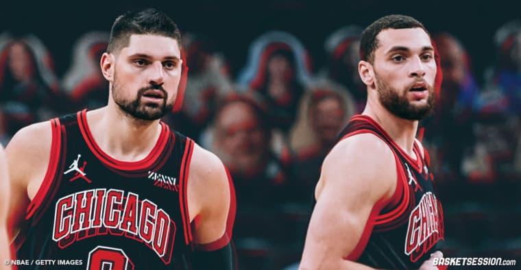 Mais, b*****, à quoi jouent les Chicago Bulls ?