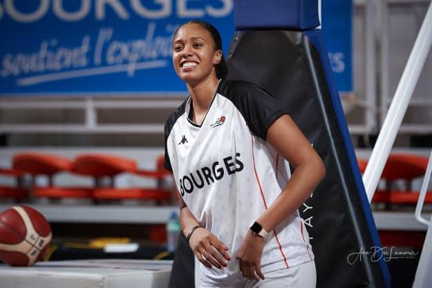 Iliana Rupert et Marine Fauthoux draftées en WNBA, ce n'est pas rien