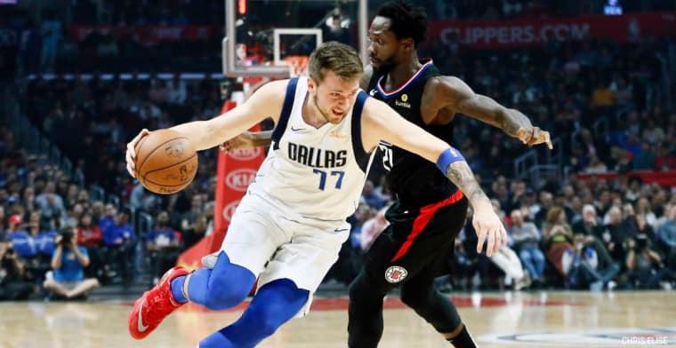 CQFR : Doncic sèche les Clippers, Middleton sauve Milwaukee