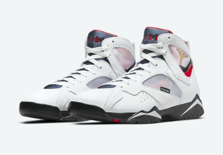 Release Of The Day : la Air Jordan 7 aura sa version PSG
