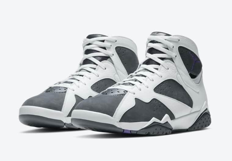 Retour gagnant pour la Air Jordan 7 dans son coloris Flint