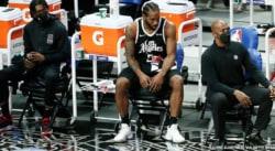 Kawhi Leonard, les Clippers vont devoir continuer de faire sans lui…