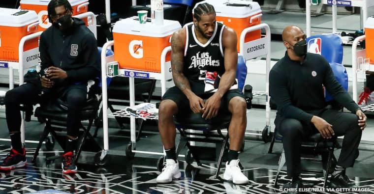 Comment les Clippers ont perdu un Game 5 terriblement important