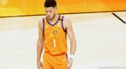 Devin Booker et les Suns dépassés dans l'envie, les murs ont tremblé…