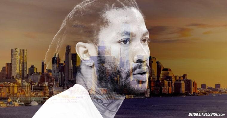 Pourquoi le retour de Derrick Rose à New York était un coup de génie