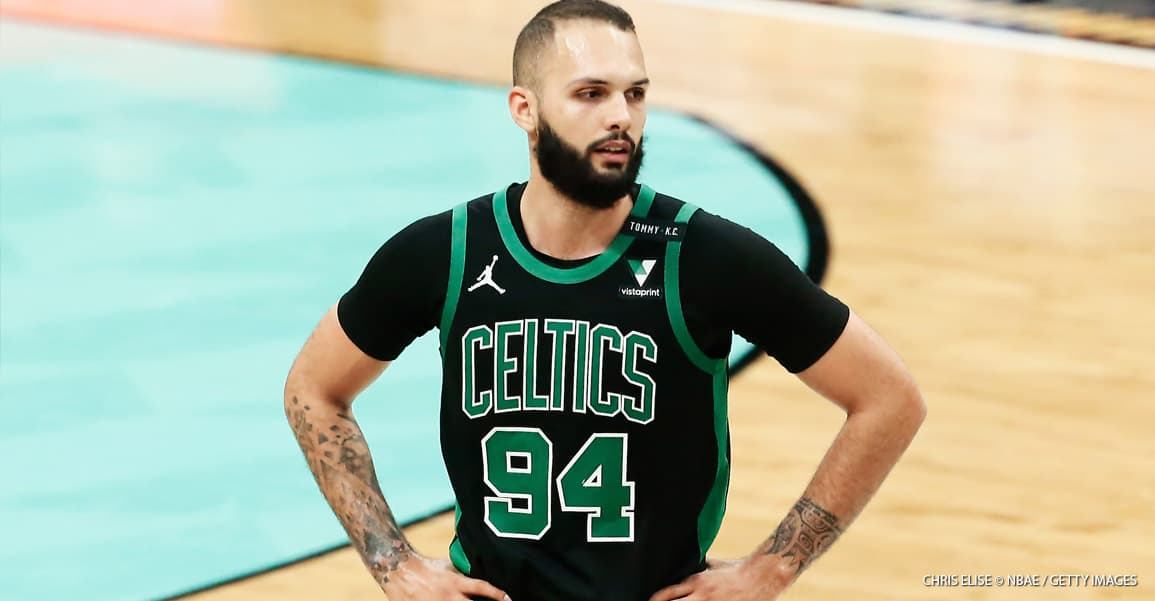Evan Fournier signe aux New York Knicks pour 78 millions !