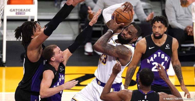 LeBron James toujours blessé, les Lakers en situation critique ?