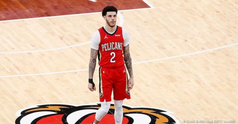 Lonzo Ball, encore un signe de son départ des Pelicans…
