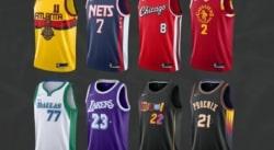 Des nouveaux maillots NBA qui ont déjà fuité pour la saison prochaine ?