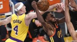 Le compliment admiratif de LeBron James pour Alex Caruso, l'autre héros des Lakers