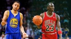 Stephen Curry rejoint MJ et Kobe dans un club très fermé