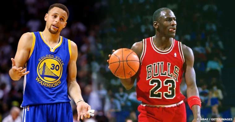 Pourquoi Stephen Curry rappelle Michael Jordan à Kerr