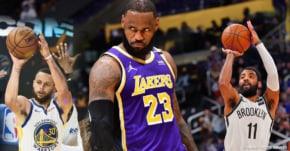 CQFR : Kyrie historique, Curry number 1, Utah aussi, LeBron malheureux, les Knicks finissent fort