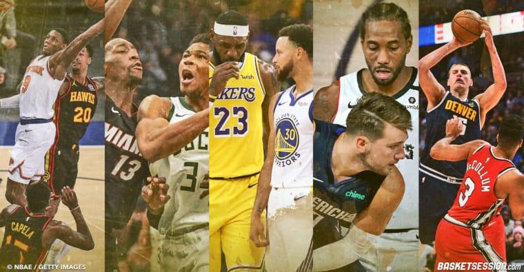 NBA Playoffs, play-in: Le point sur toutes les affiches!