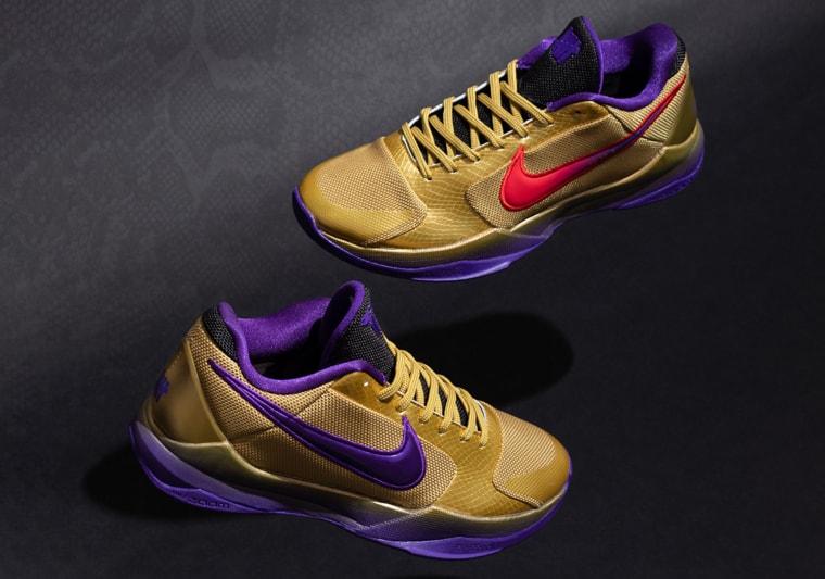 Undefeated et Nike célèbrent l'entrée de Kobe Bryant au Hall Of Fame