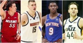 Pas de repos pour les braves : les 11 vrais warriors de la saison