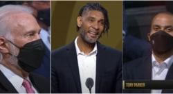 Tim Duncan émouvant pour parler de Pop, «un être humain exceptionnel»