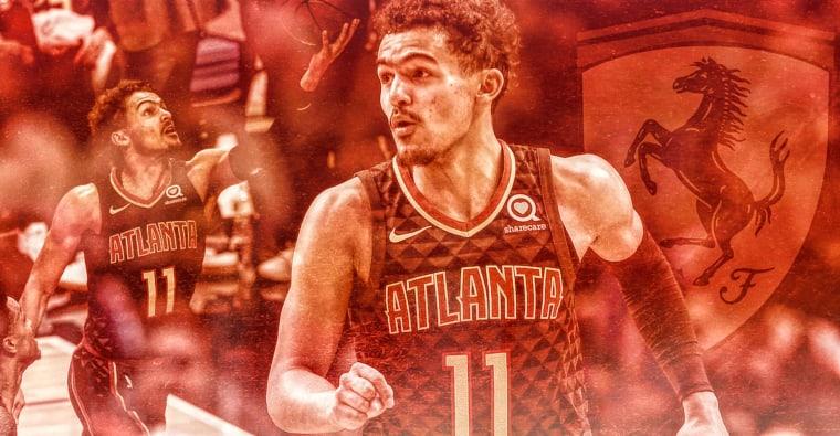 Trae Young, la «Ferrari» des Hawks va trop vite pour les Knicks !