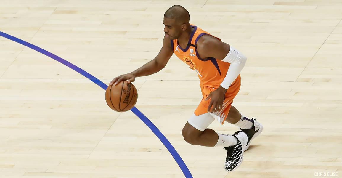 CQFR : Phoenix n'est plus qu'à une victoire des Finales NBA !