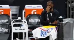 LeBron James y croit-il toujours ? Son comportement sème le doute