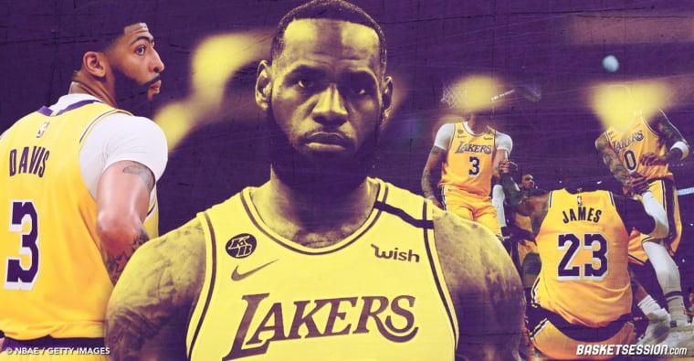 Les Lakers 2022, une équipe «qu'on ne voit qu'une fois dans sa vie» ?