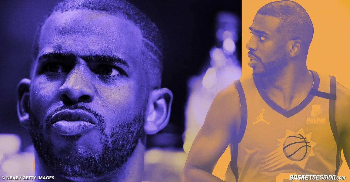 Chris Paul, quelle place dans l'histoire de la NBA ?