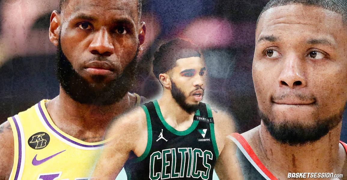 Lakers, Celtics, Blazers : comment ils vont tenter de rebondir à l'intersaison