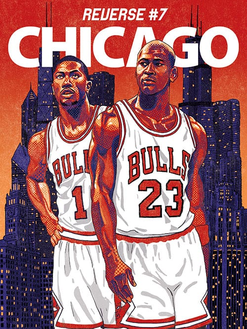 Mook REVERSE #7 Chicago