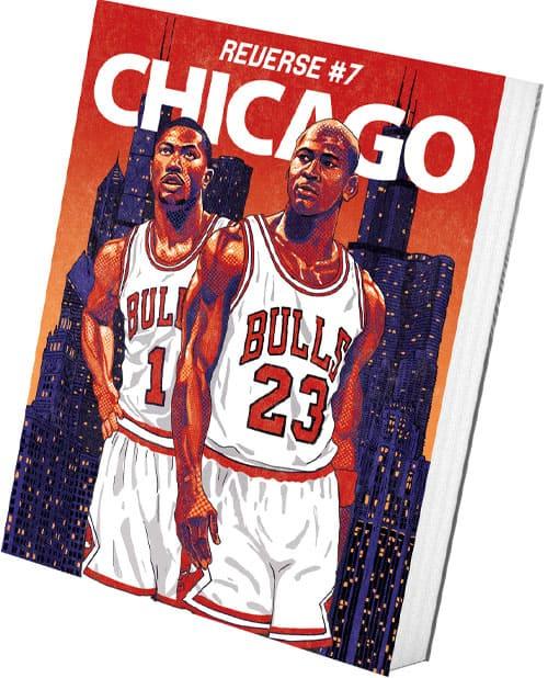 REVERSE MOOK #7 CHICAGO