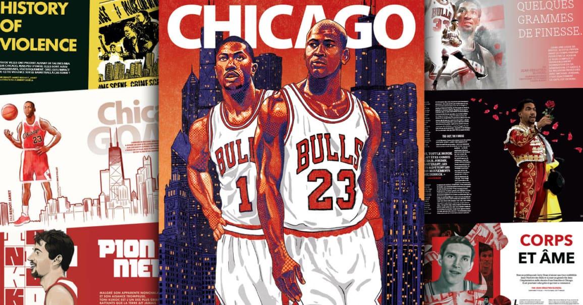 Podcast épisode #8 : Tout savoir du Mook REVERSE spécial Chicago