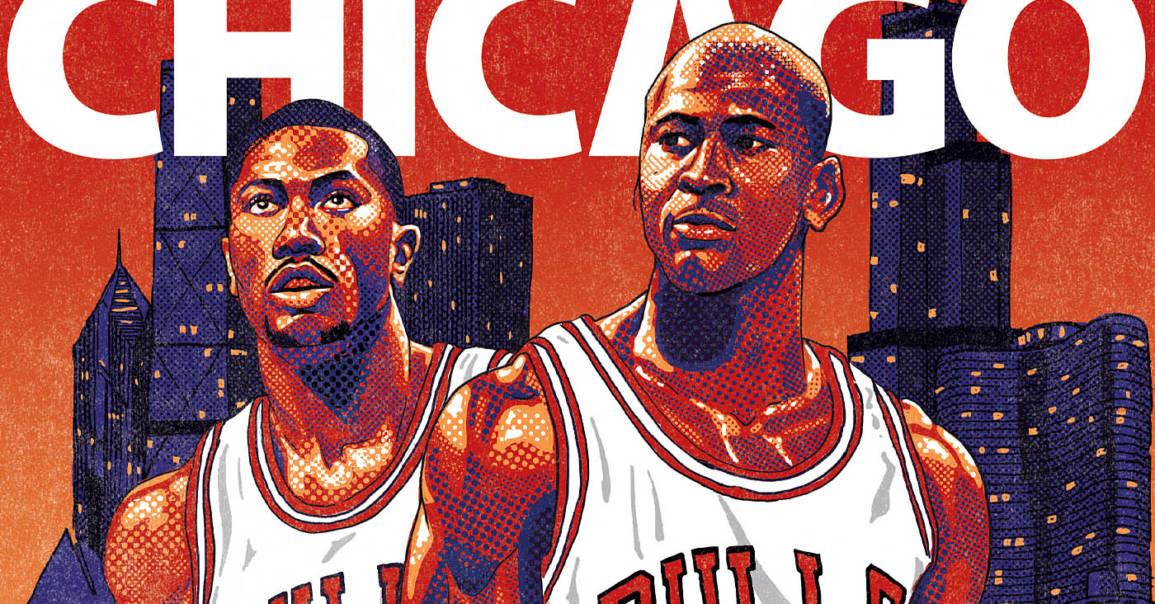 Mook REVERSE #7 : Chicago, terre de légendes