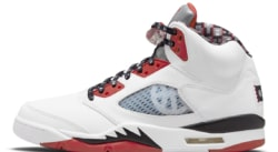 La silhouette retro de la collection Quai 54 2021 sera une Air Jordan 5